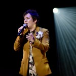 """松原健之が全国コンサートツアーをスタート。""""奇跡のクリスタルボイス""""で新曲「風のブーケ」も初披露!"""