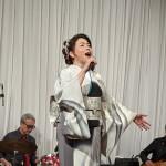 桜庭和子がティータイム・コンサートを開催。夫である編曲家・桜庭伸幸氏の遺した新曲をファンの前で披露