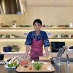 真田ナオキがエプロン姿で初の料理番組をスタート。「難しい料理にも挑戦したい」
